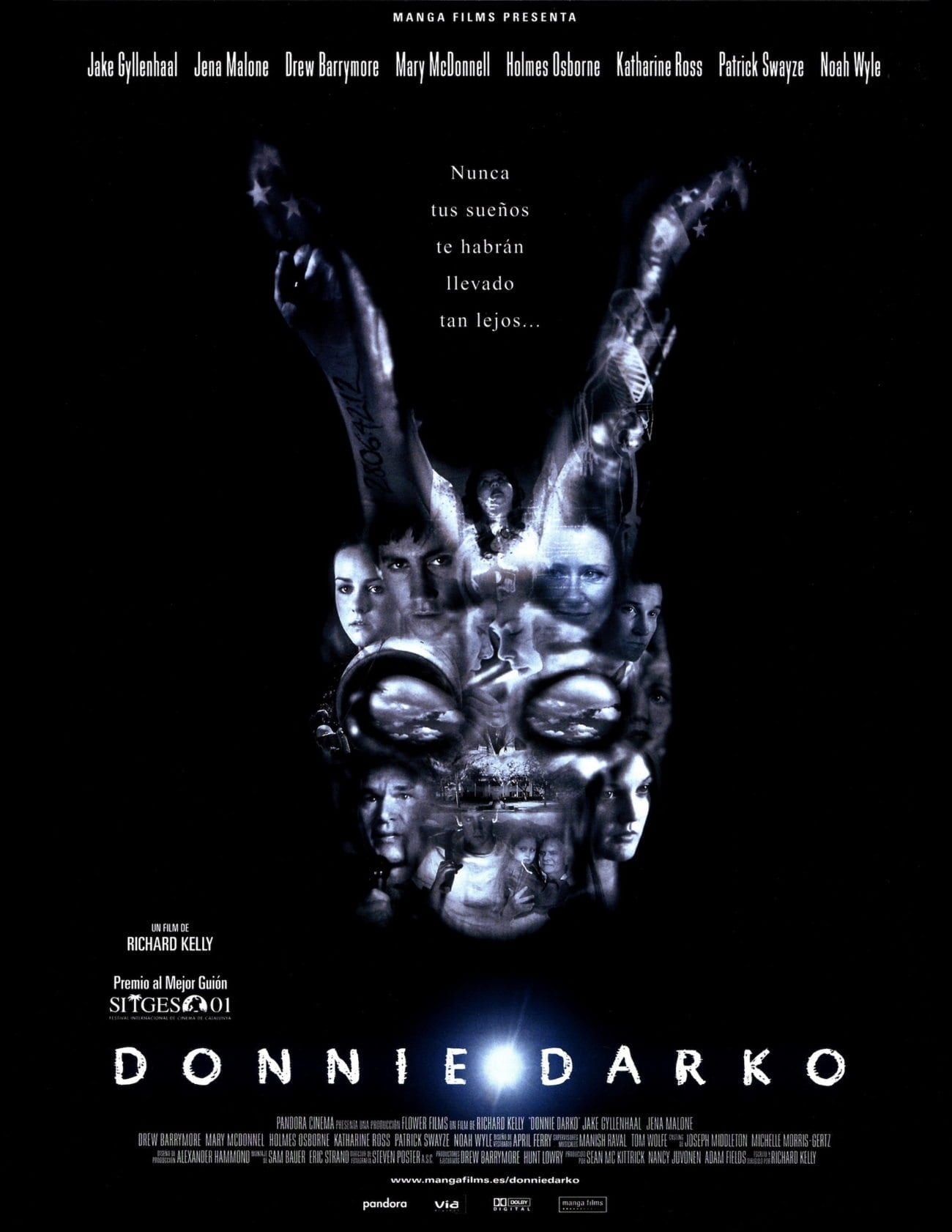 In fact, the concept of time travel acts as the deus ex machina for 'Donnie Darko''s plot, creating the wormhole which allows Donnie to reset his timeline.