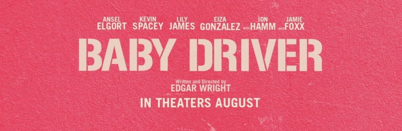"""Baby Driver set critics pens on fire yesterday at an exclusive SXSW screening. The new flick from ex-wunderkind Edgar Wright (Shaun of the Dead, Hot Fuzz & Scott Pilgrim vs The World) has whetted the internet's appetite with this trailer. A pop-culture takes on the classic heist movie as the logline says """"This Summer, all you need is one killer track."""""""
