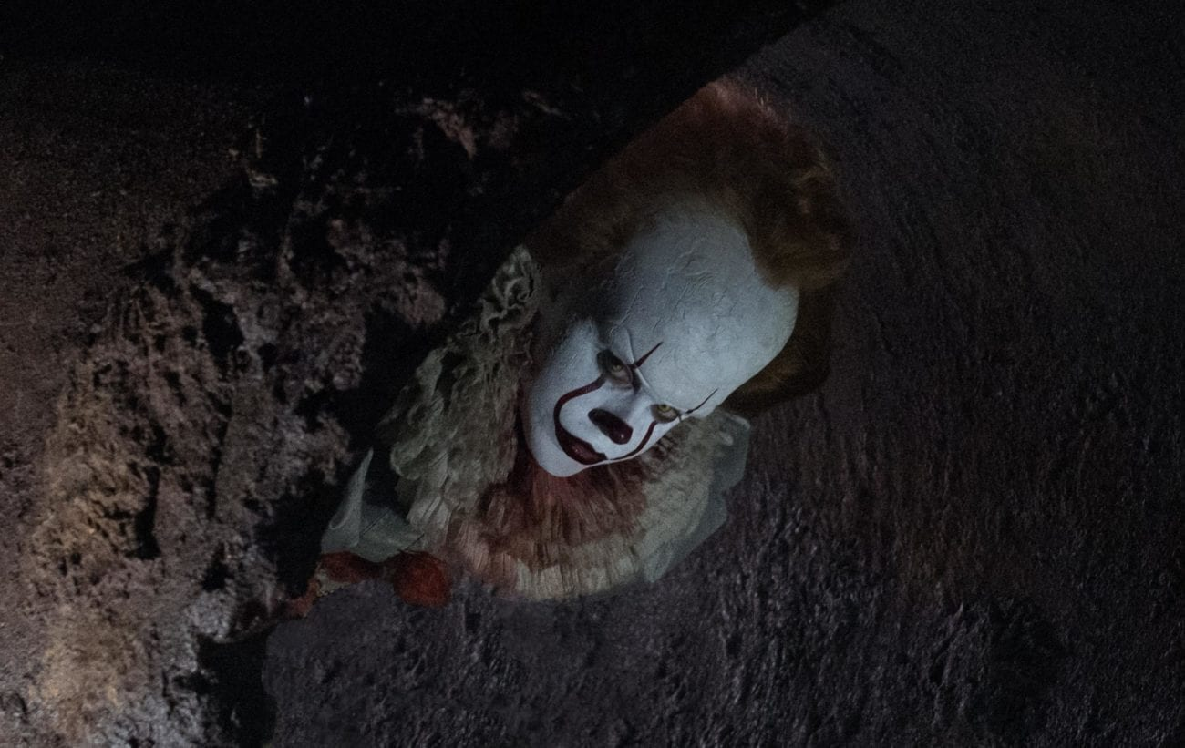 Warner Bros. Pictures has teamed up with MTV to get a look at the legendary maniacal clown with a sneak peak at 'It', directed by Andrés Muschietti.