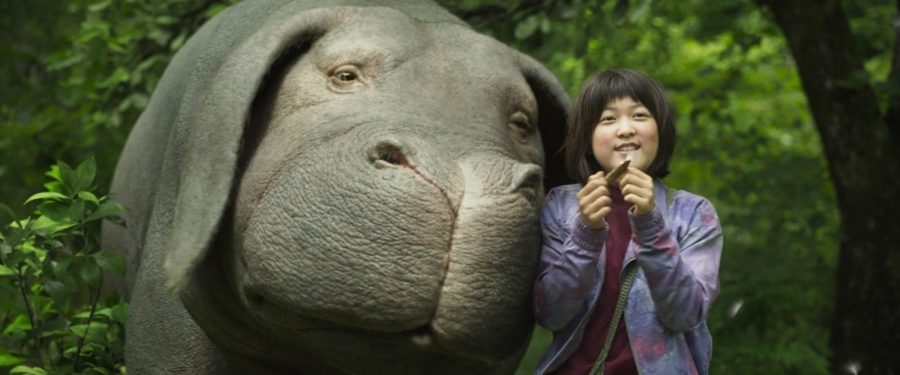 Netflix vehicle 'Okja' is being blocked by cinemas in director Bong Joon-ho's native South Korea to protest Netflix's concurrent online release.