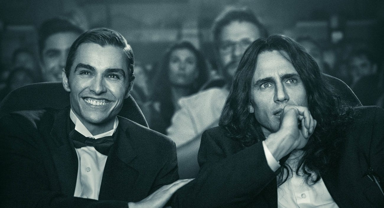 """'The Disaster Artist' is a laugh riot, following the somehow-true story behind the making of Tommy Wiseau's classic """"worst movie ever made""""."""