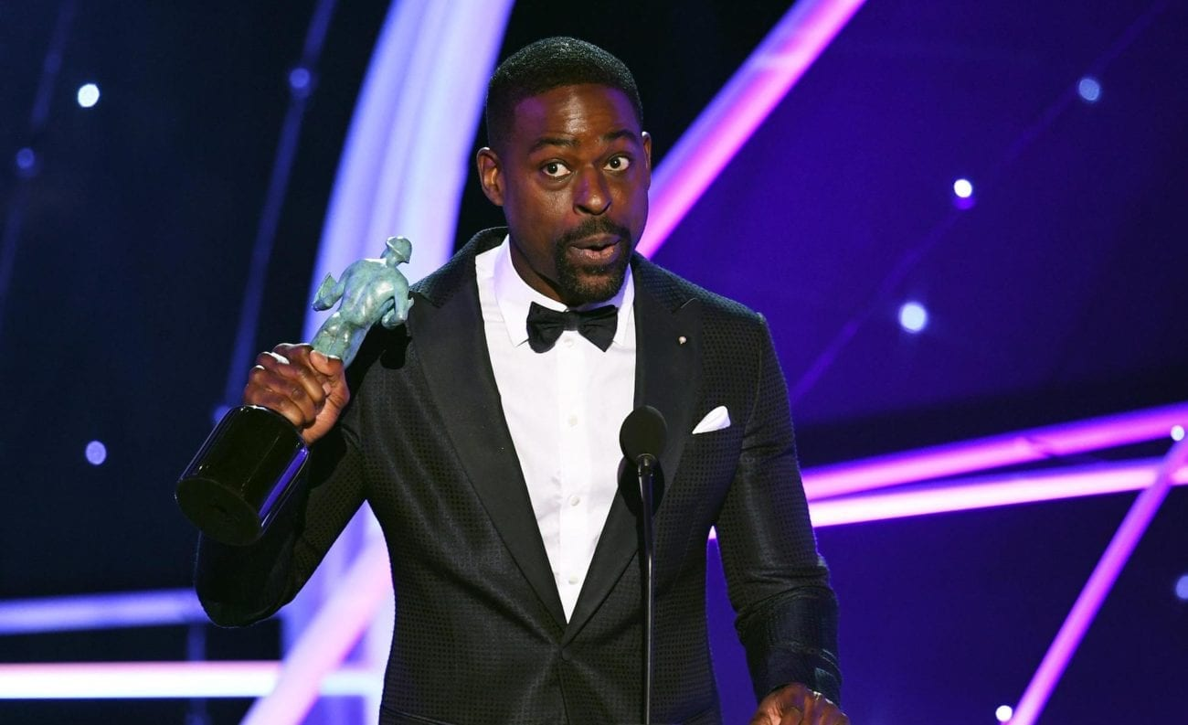 As many of you know, this weekend saw the 24th annual Screen Actors Guild Awards honoring the best achievements in film and TV performances for the past year and giving us a clearer idea of which stars should (and shouldn't) be preparing their Oscar speeches.