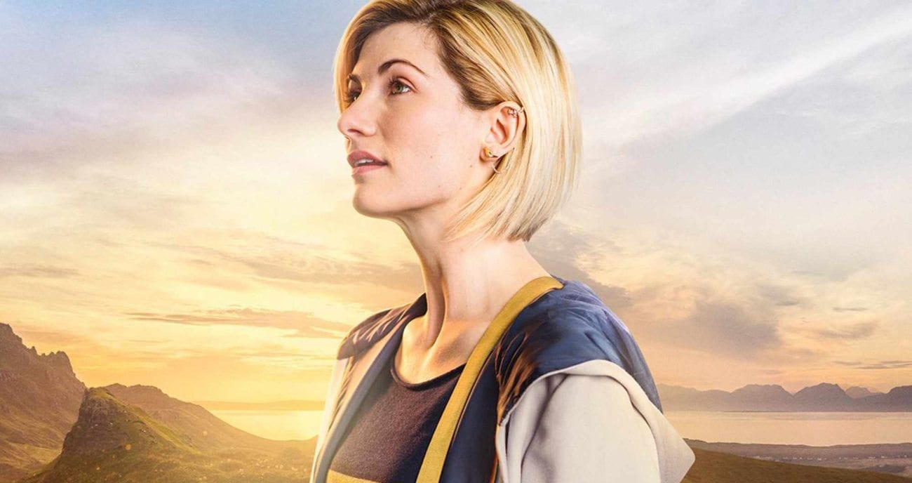 In news which may make you roll your eyes so hard your pupils wind up travelling through space & time (possibly back to the 1950s), 'Doctor Who' producers apparently pretended the 13th Doctor was a man to ensure their big reveal remained a secret.