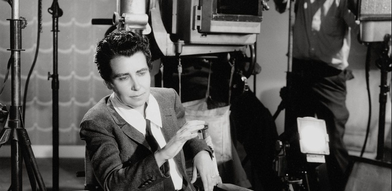 Dorothy Arzner was an absolute female boss. She joins the ranks of several other badass women who shook up the film industry and moved it forward.