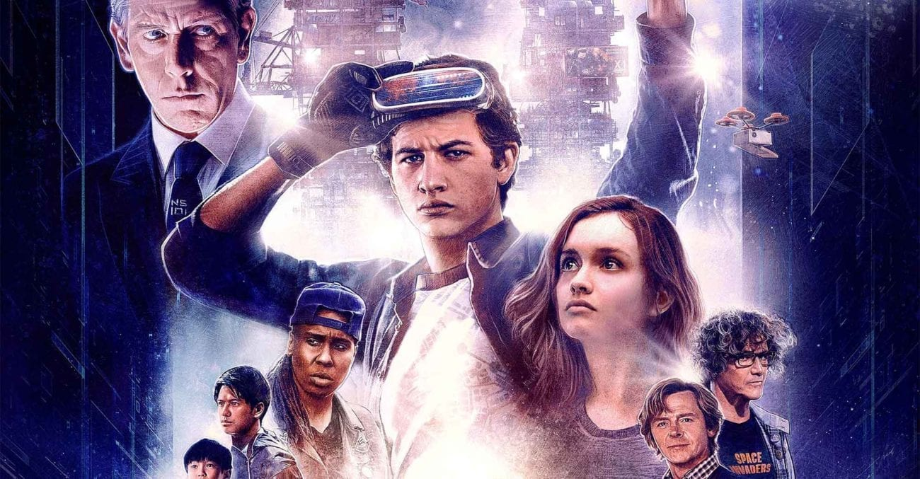 Premiering at the end of March, Steven Spielberg's 'Ready Player One' is getting plenty of pre-release hype. So let's dive in – here are all the essentials you need to know about Spielberg's vibrant dystopian blockbuster.
