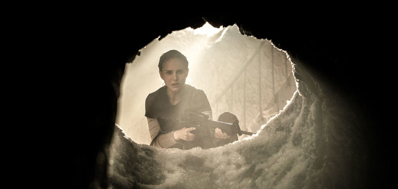 "Both filmmaker Alex Garland and Paramount Pictures have said ""no"" to a sequel to Netflix hit 'Annihilation'. Here's why this answer is the right one."
