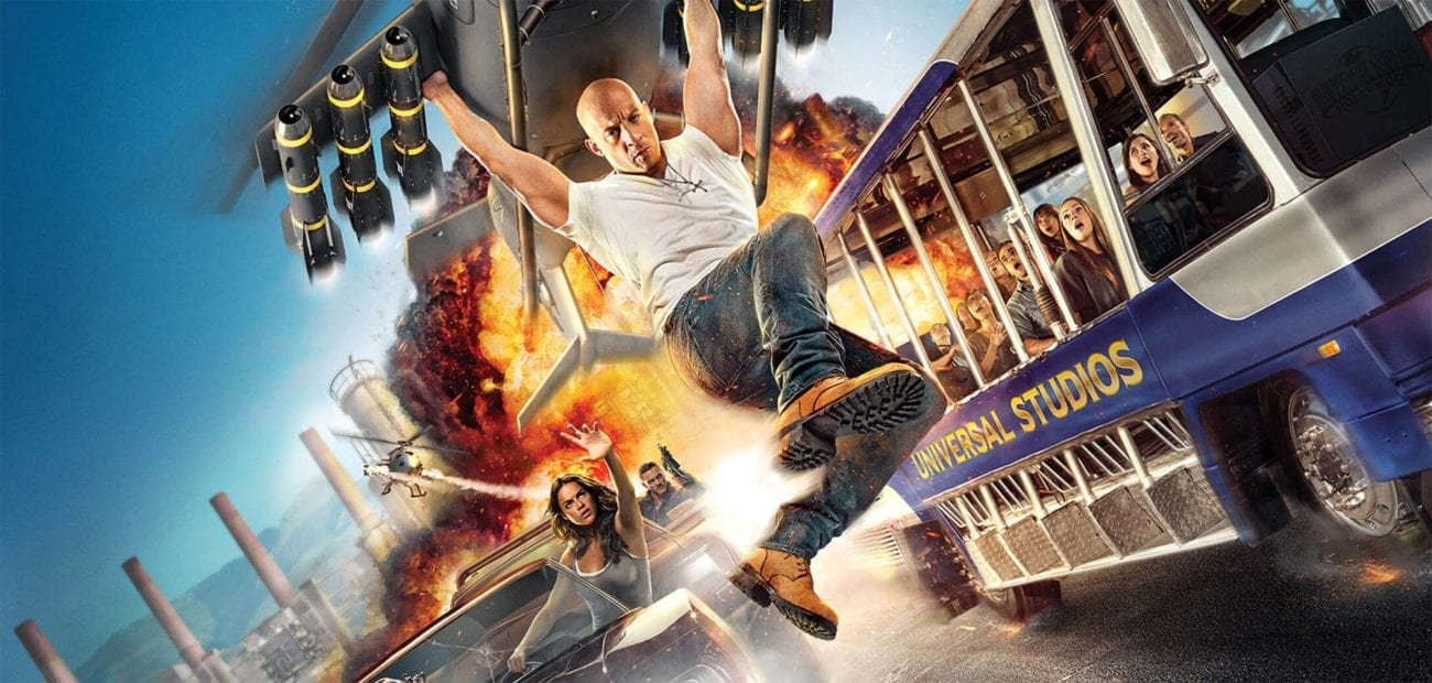 As we get hyped to visit theStudio Ghibli park and Fast & Furious: Supercharged, here's our ranking of the 11 best amusement park rides based on movies.