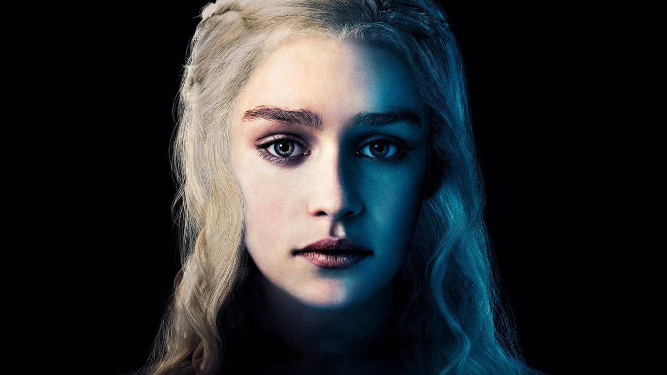Here's our version of Emilia Clarke's first attempt at saying goodbye to HBO's 'Game of Thrones', the show that launched a thousand Dothraki.
