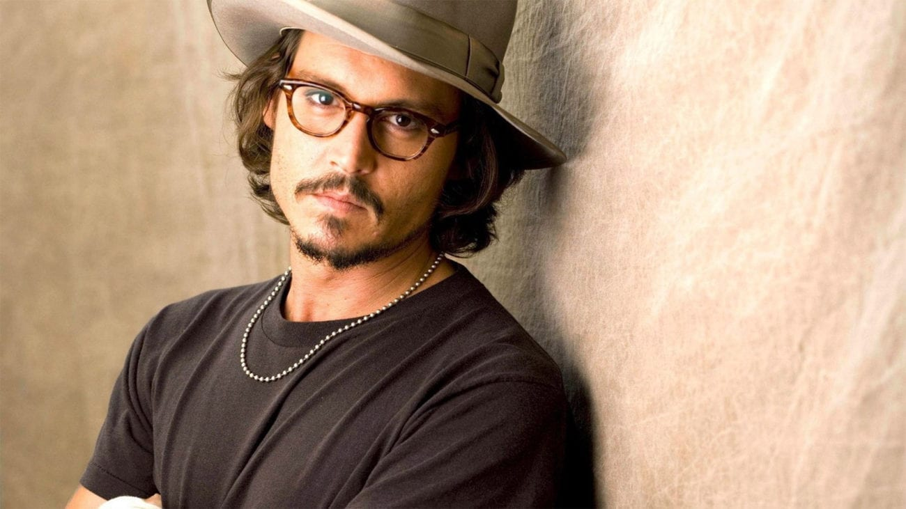 Johnny Depp has seen better times. Check out the latest celebrity gossip about the famous actor.