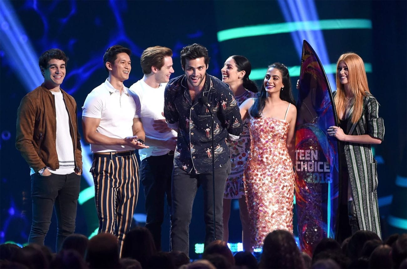 August 2018 saw 'Shadowhunters' win big at the Teen Choice Awards, with the show being awarded the accolade of Choice Sci-Fi/Fantasy TV Show.
