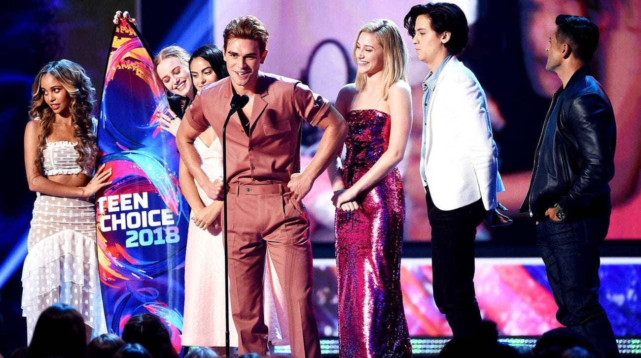 This Sunday marked the annual Teen Choice Awards – where young people go to celebrate all that is pop culture while surfboards are handed out to the best in comedy, fashion, film, music, sports, television, and, of course, the internet.
