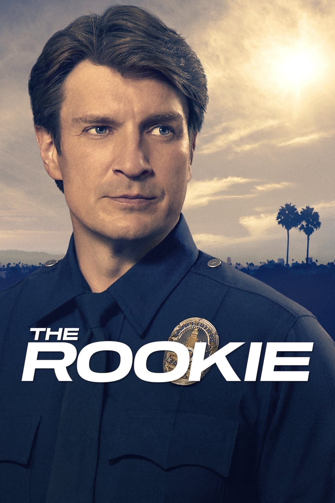 After eight years on ABC's Castle, Nathan Fillion has jumped swiftly into in the network's new crime dramedy, 'The Rookie'.