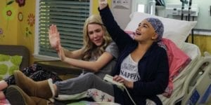 Teenage friends Alexa and Katie are pumped for their first year as high school students. Unfortunately, things take a turn for the tragic when Alexa starts undergoing treatment for cancer.