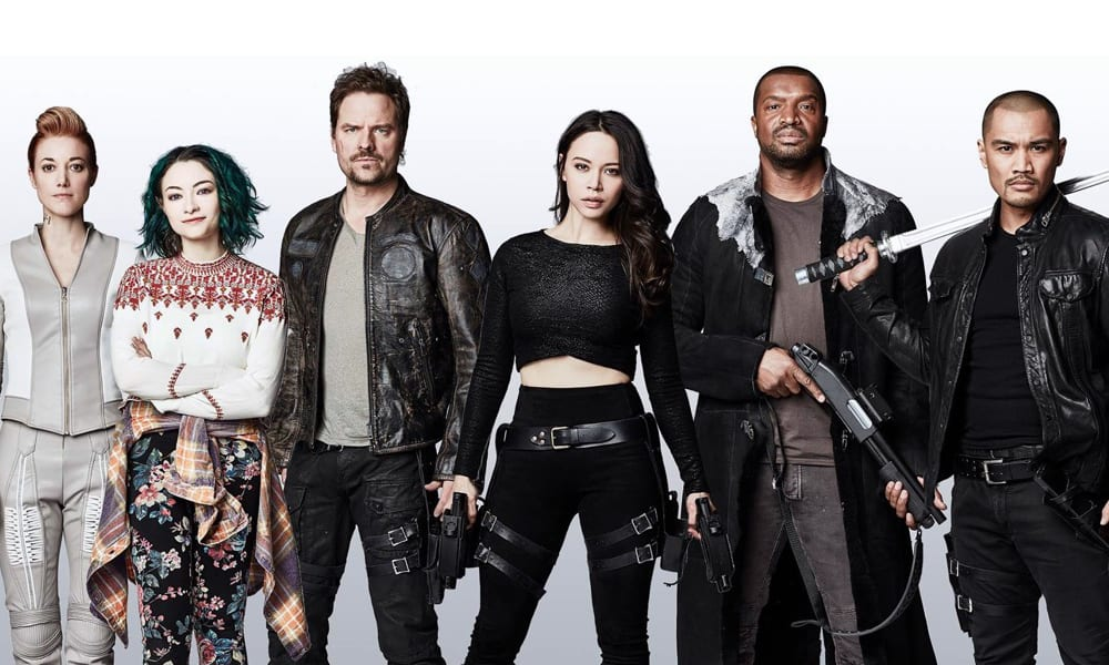 Are you still a devout fan of 'Dark Matter'? Here's what fans of the sci fi series are saying about the preemptive TV cancellation.