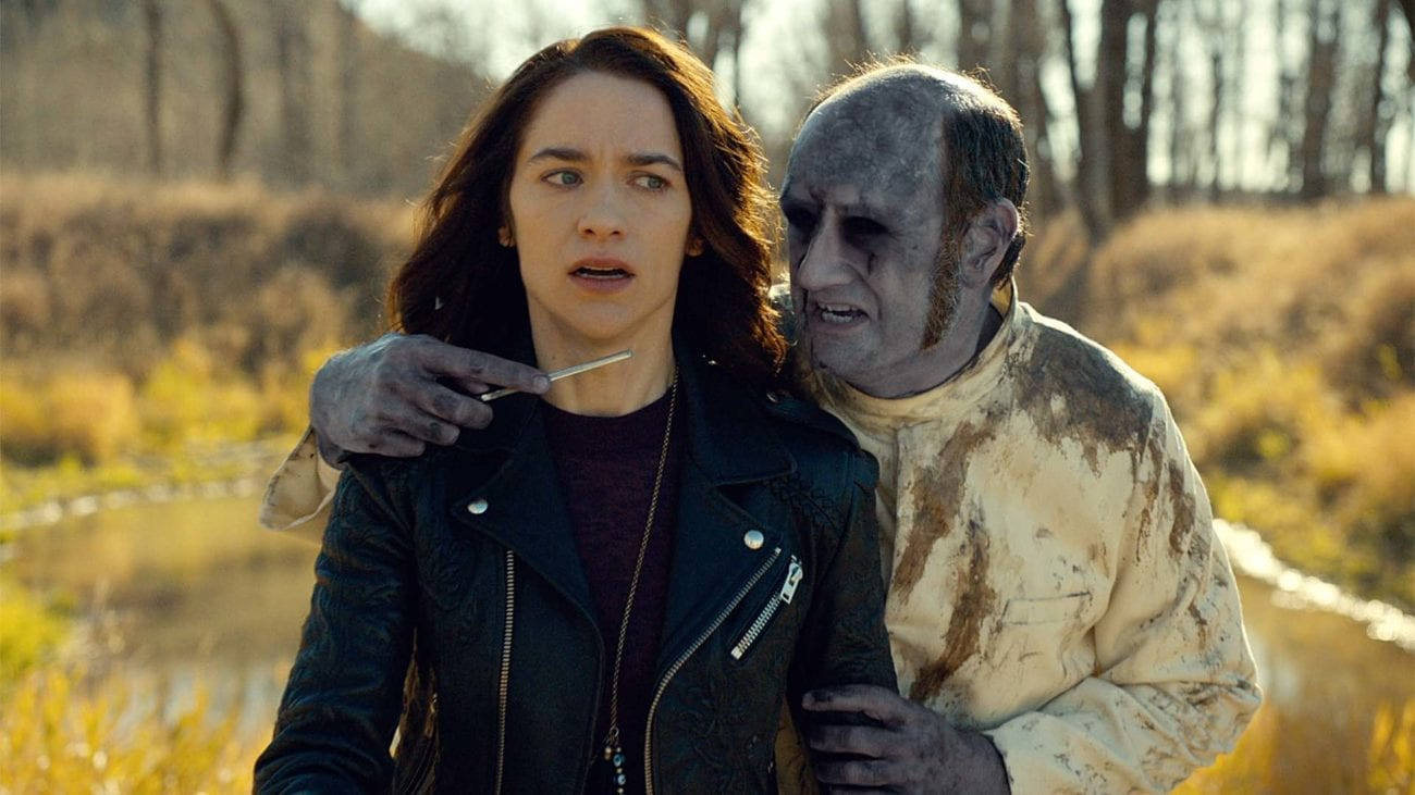 There's a brouhaha going on surrounding the production of S4 of 'Wynonna Earp', which means no more happy endings in the town of Purgatory right now.