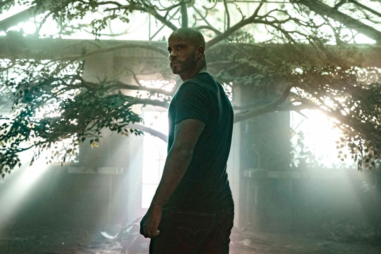 """At the end of the second season in 'American Gods' """"Moon Shadow"""", we Shadow Moon finally gets his reckoning when an important truth is revealed to him."""