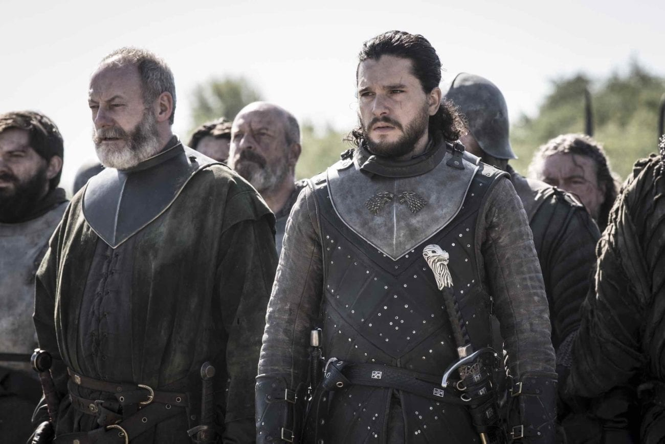 'Game of Thrones' will bend the knee soon. The penultimate episode looks just as ridiculous as the last and only a little less than the finale next week.