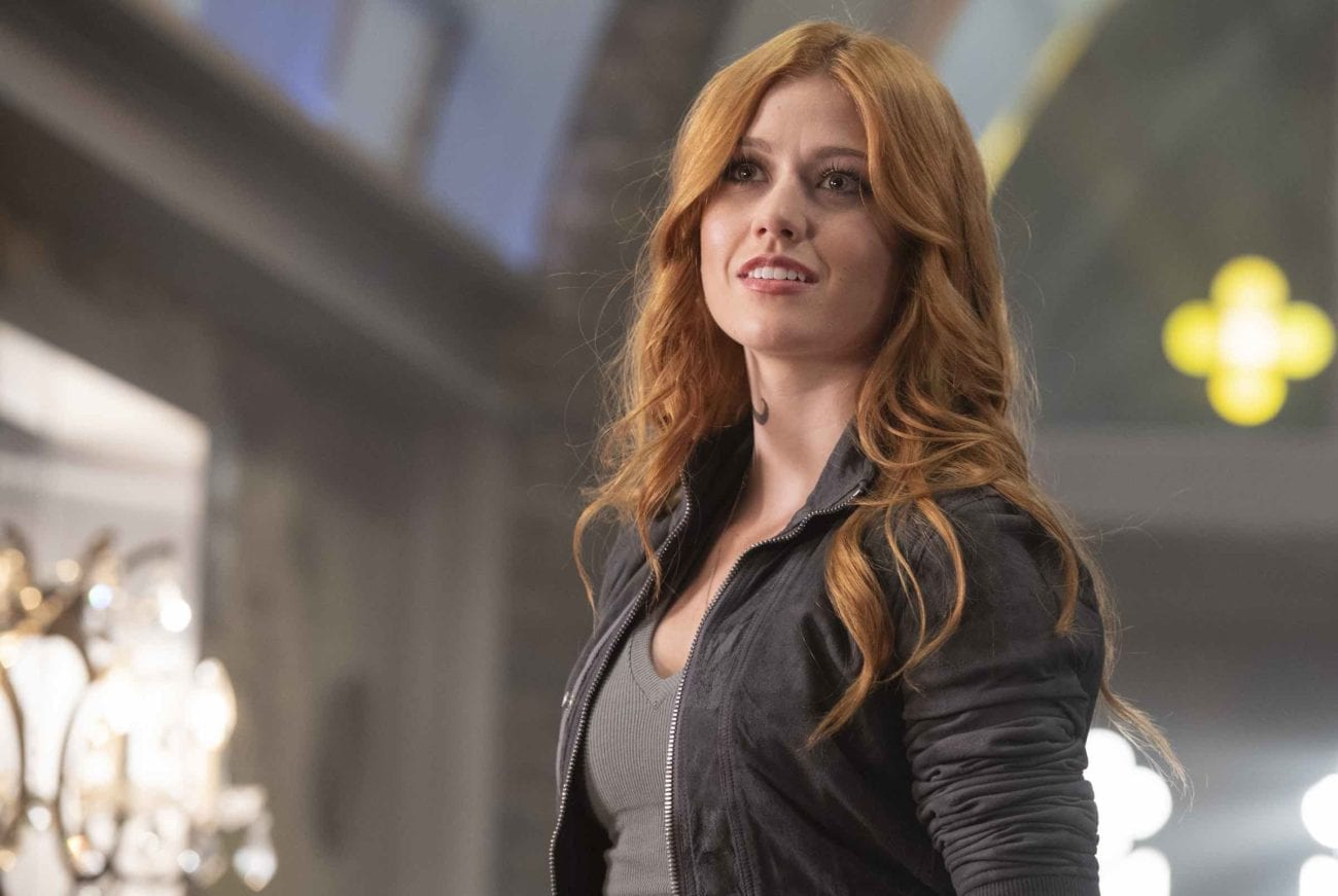 """To bolster our spirits, we thought it prudent to share the information we have about the 'Shadowhunters' finale, """"All Good Things"""", airing this Monday."""