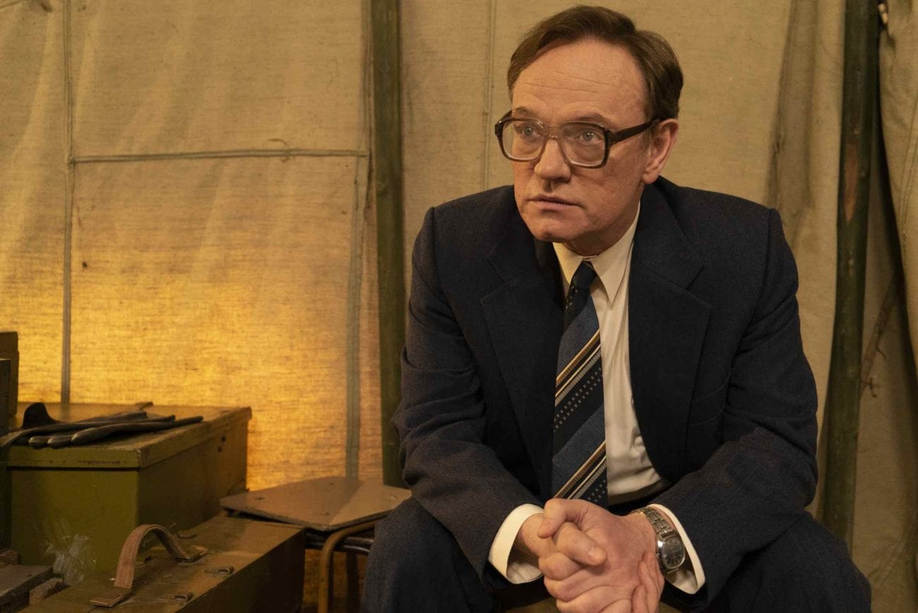 HBO's 'Chernobyl' has jumped to the No. 1 spot on IMDb's all-time TV rank just a couple of days after the limited series ended.