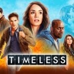 'Timeless' is up for Best Cancelled Sci-Fi/Fantasy TV Show in our Bingewatch Awards. Clockblockers: it's time to prove your dedication!