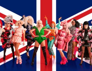 After seeing these UK queense, we have our final 3 contestants in the 'RuPaul's Drag Race UK' finale: Baga Chipz, Divina de Campo, and The Vivienne.