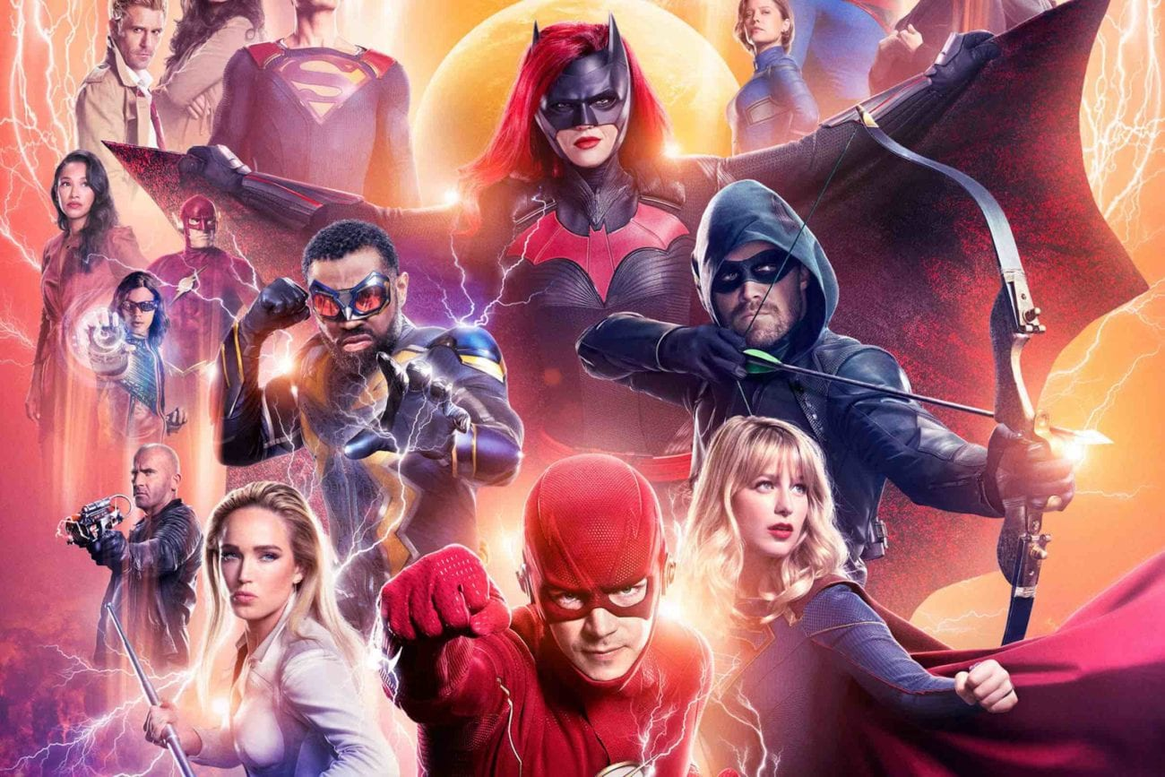 Of course, what is a multiversal journey without a bevy of heroes from across the Multiverse? Here are the guests expected on 'Crisis on Infinite Earths'.