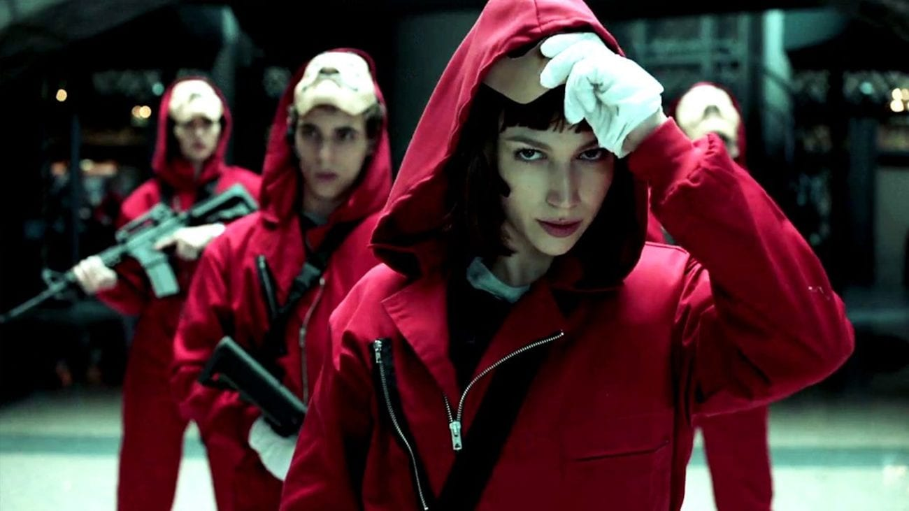 Netflix has not made anything official after season 4, but sources say 'Money Heist' has been greenlit for part 5. What about a spinoff?