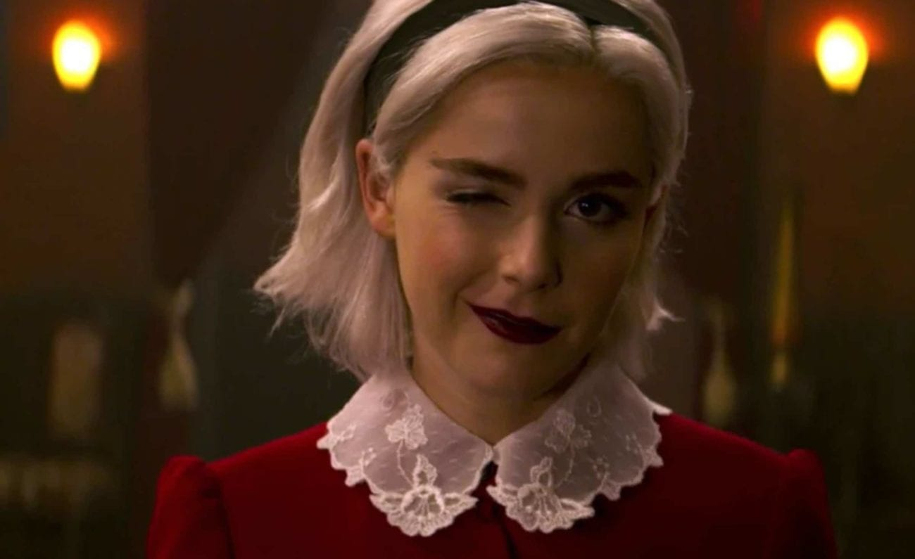 'Chilling Adventures of Sabrina' part 3 releases next month. Here's everything we know about the next part of the saga for the witch we've been waiting for.