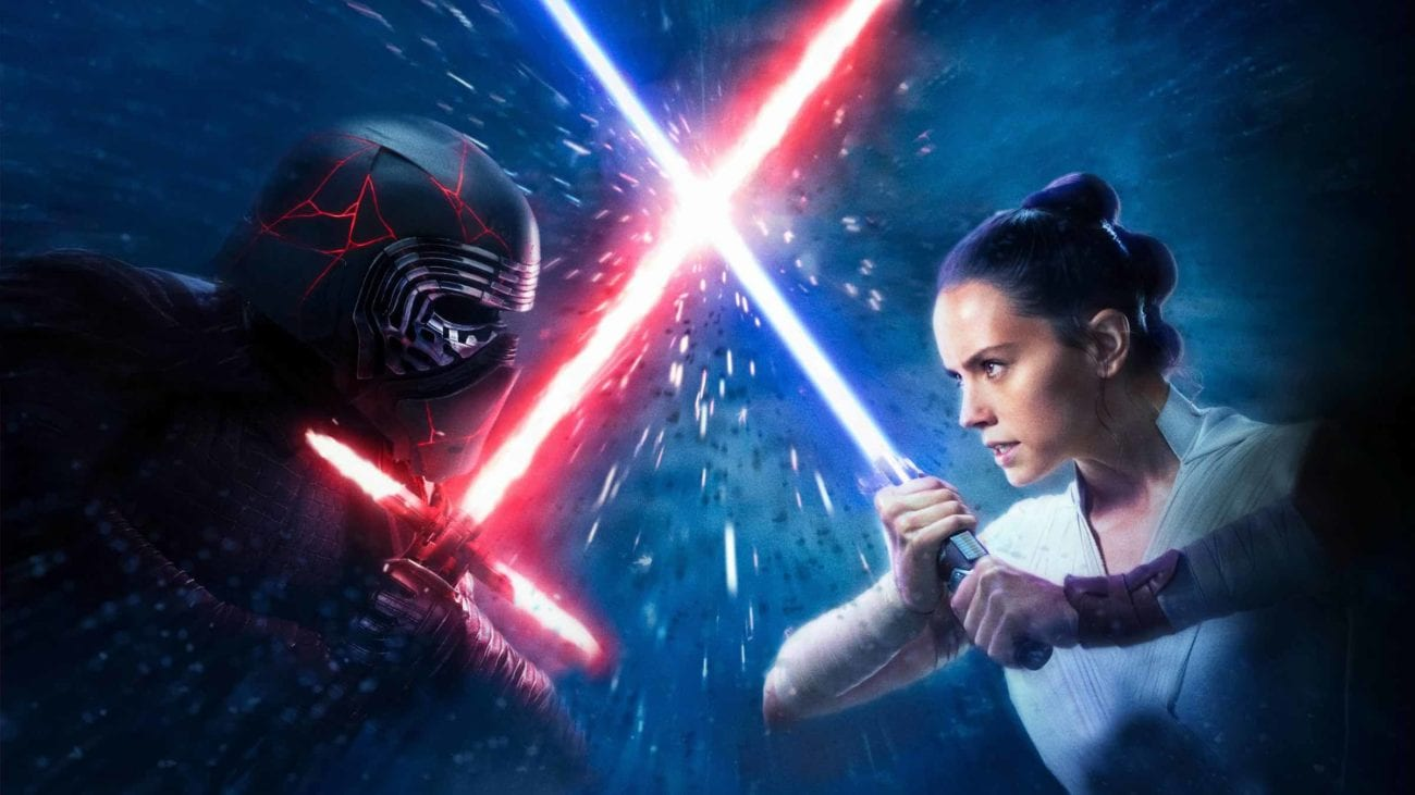 Give 'Star Wars' back to the children; no one else wants it. Here's our review on why 'Star Wars: The Rise of the Skywalker' is a hot mess.