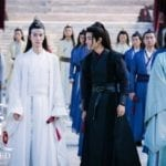 We have taken on the impossible task of identifying the very best moments featuring our true loves, Wang Yibo and Xiao Zhan from 'The Untamed'.