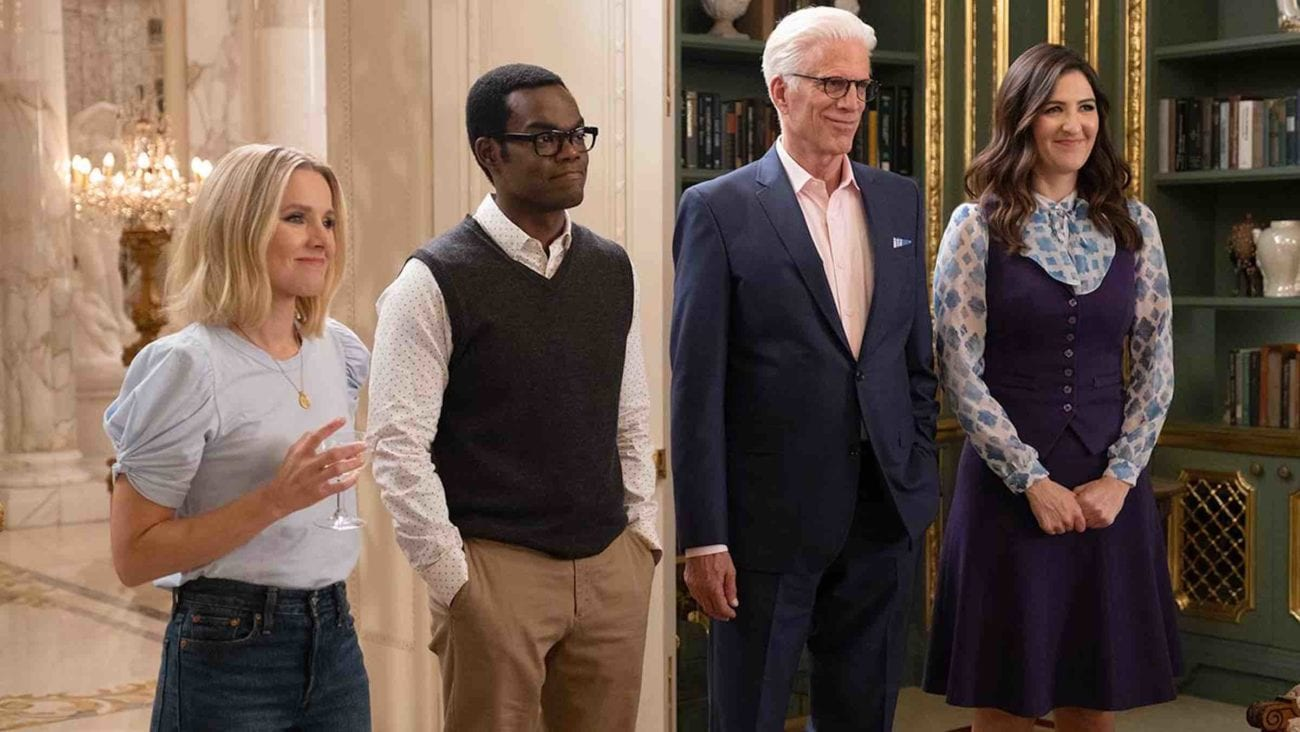 """So, let's do a nice """"Where are they now?"""" and bid one final adieu to Jason, Tahani, Eleanor, Chidi, Michael, and Janet from 'The Good Place'."""
