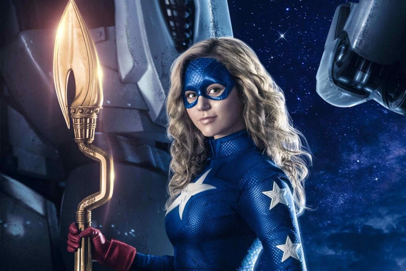 Judging from the trailer, DC's 'Stargirl' has explosions, flying teenagers, and robot bodyguards. Here's everything we know about the show.