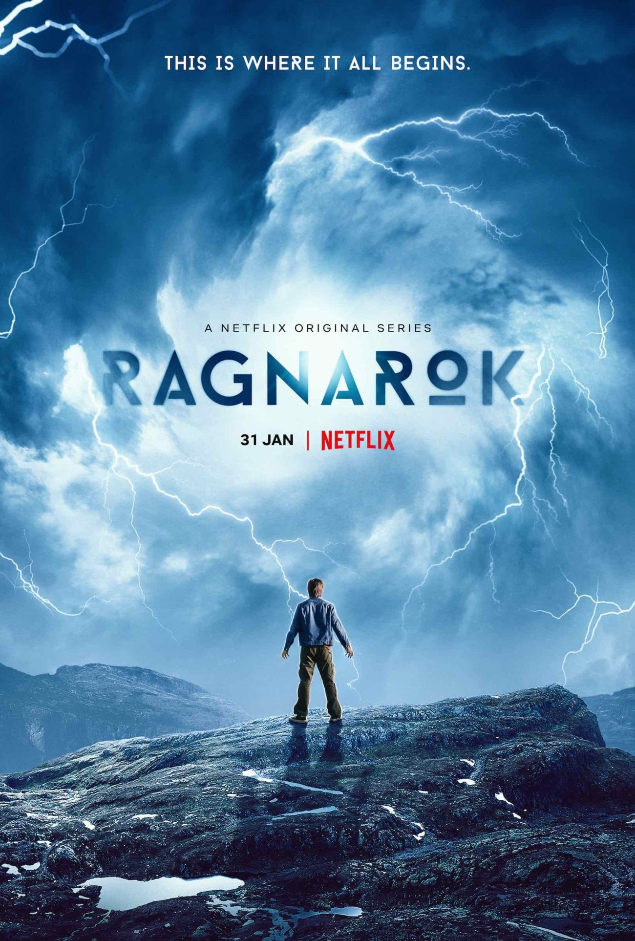 The Netflix series 'Ragnarok' brings a new approach to a mythology story of a battle in the Norwegian sky. Here's why you need to watch.
