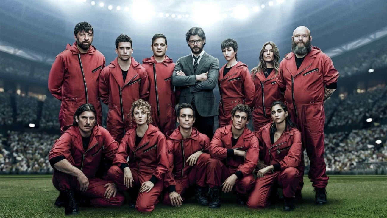'Money Heist' part 4 is finally out into the streaming world, so we're reminising on how the cast has amazed us time and time again before we binge part 4.