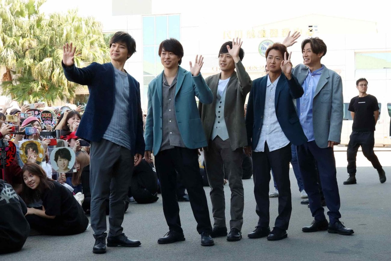With the absolute kings of Asian pop, ARASHI announcing that they're taking a hiatus, Netflix's 'Arashi's Diary Voyage' couldn't come at a better time.