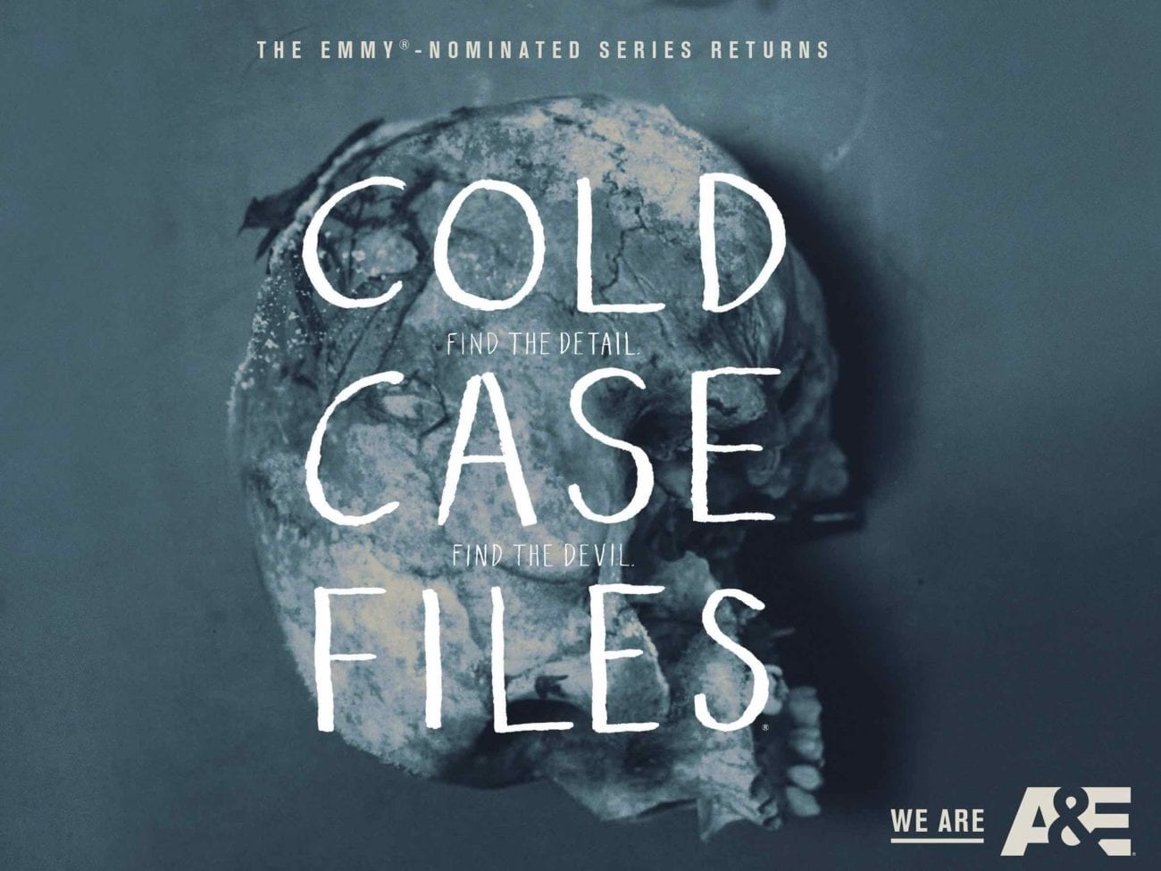 We've rounded up some of the very best episodes of 'Cold Case Files', for those of you who are looking to curl up with a good mystery.