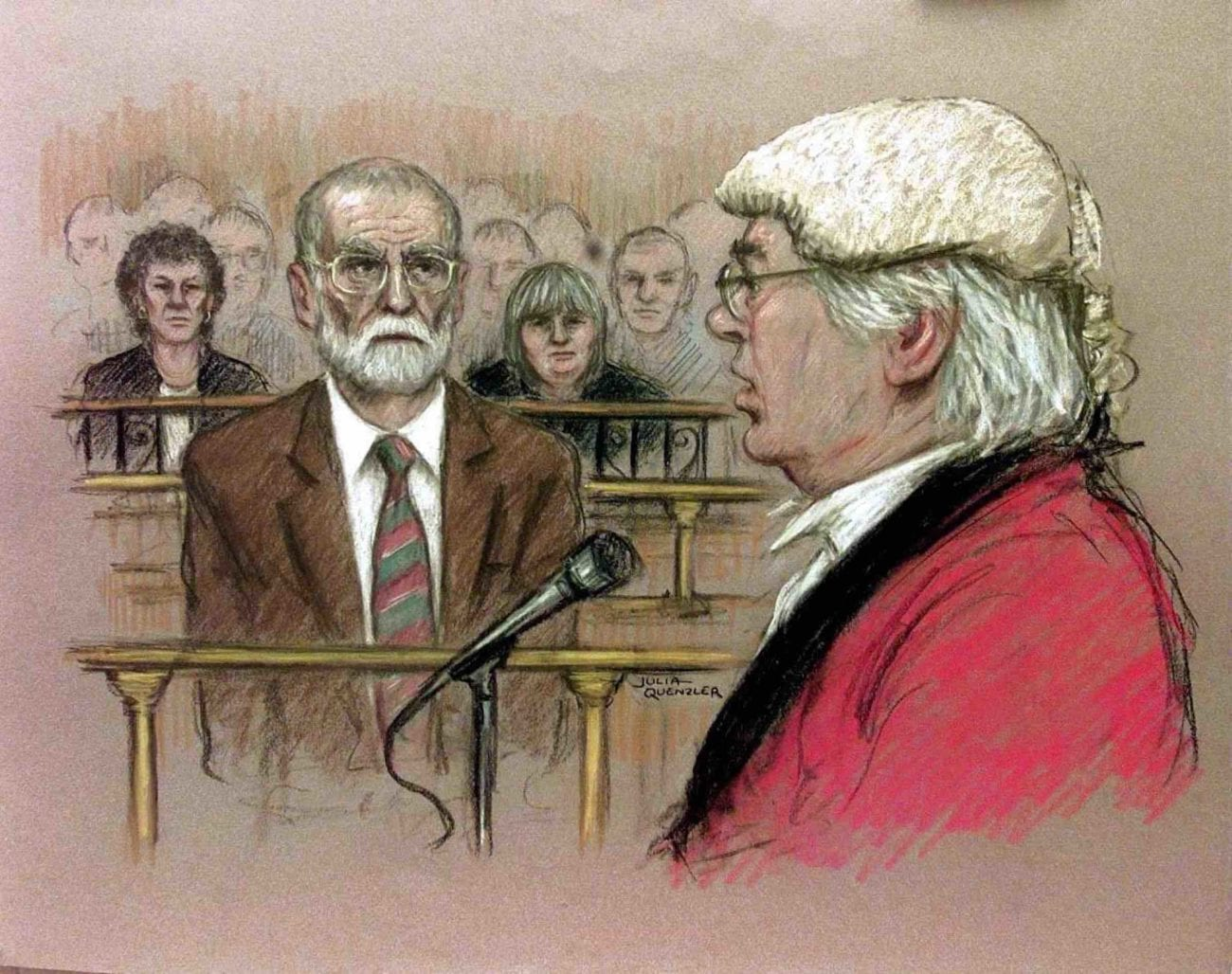 Former doctor and serial killer Harold Shipman murdered at least 215 patients. Here's everything we know about the deadly doctor.