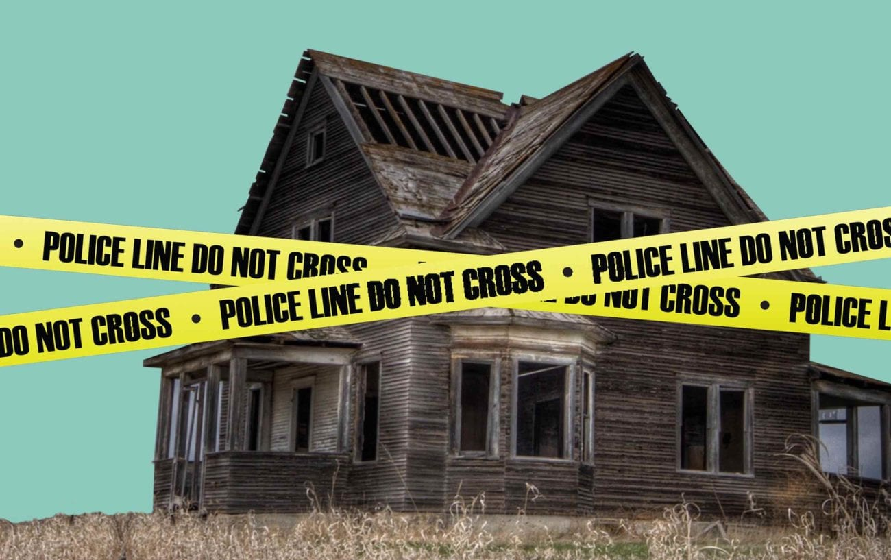 'Murder House Flip' is the home improvement show with a sinister twist. Here's why 'Murder House Flip' is the most insane reality show.