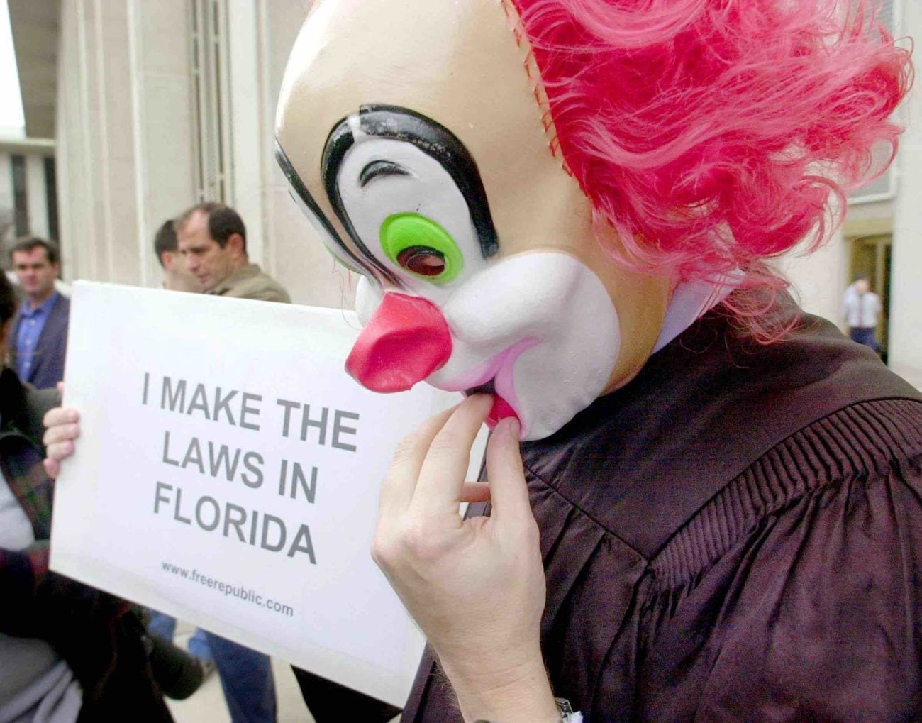 It's hard not to fall in love with the ridiculousness that is Florida Man. So we've collected some of our favorite Florida Man and Florida Woman memes.
