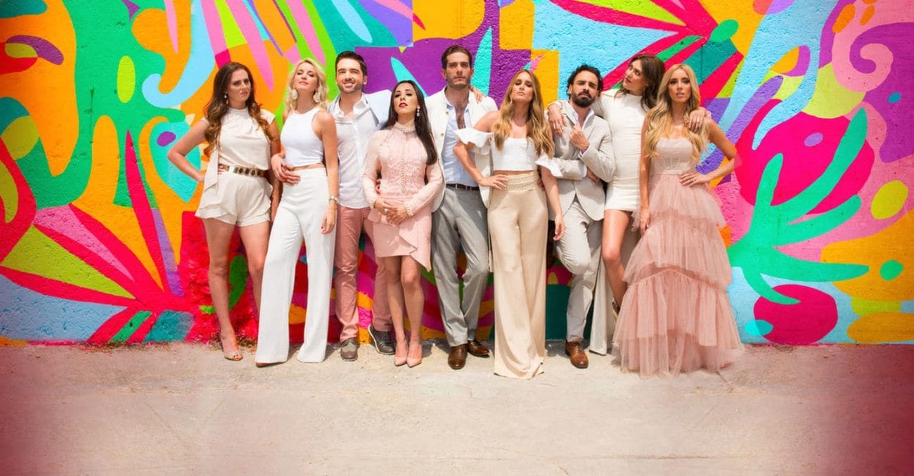 Netflix's dive into the wealthy lifestyle of Mexico's social elite with 'Made in Mexico'. Here's why you should watch 'Made in Mexico'.