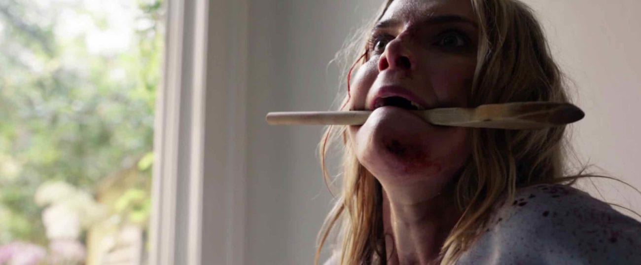 Betty Gilpin's leading part in the thriller-satire movie called 'The Hunt' has turned a lot of heads. Here's why everyone is obsessed with Gilpin.