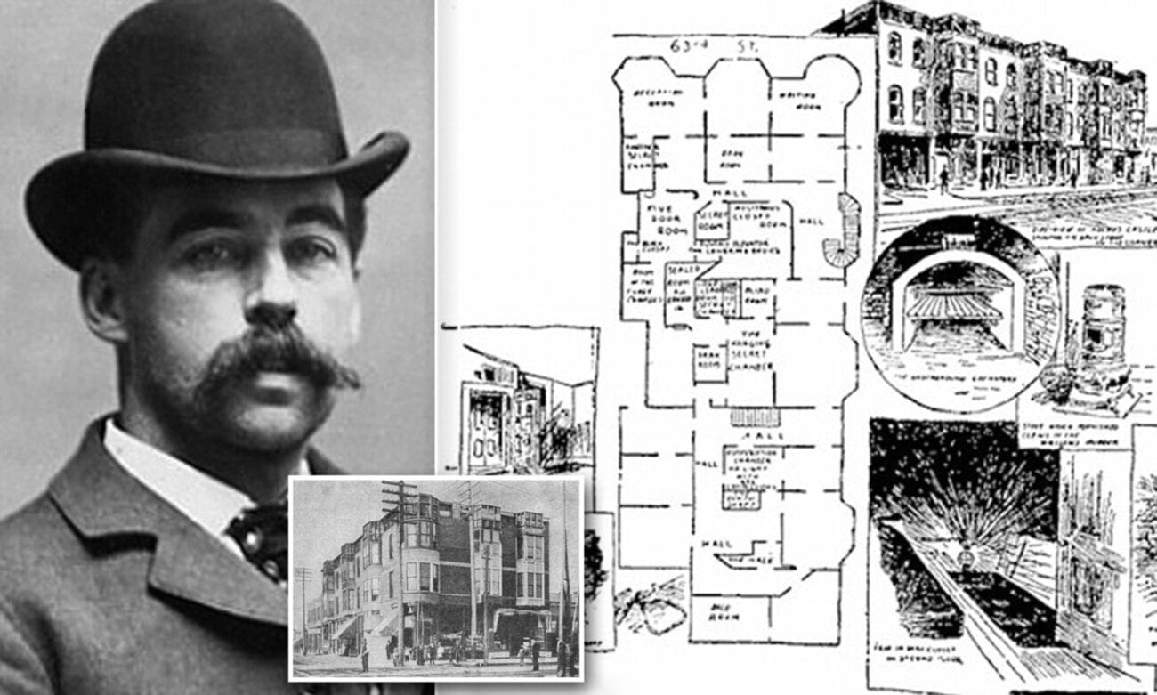 H.H. Holmes has been deemed the first serial killer of the United States, with his insane murder hotel he used to lure victims. Here's what we know.