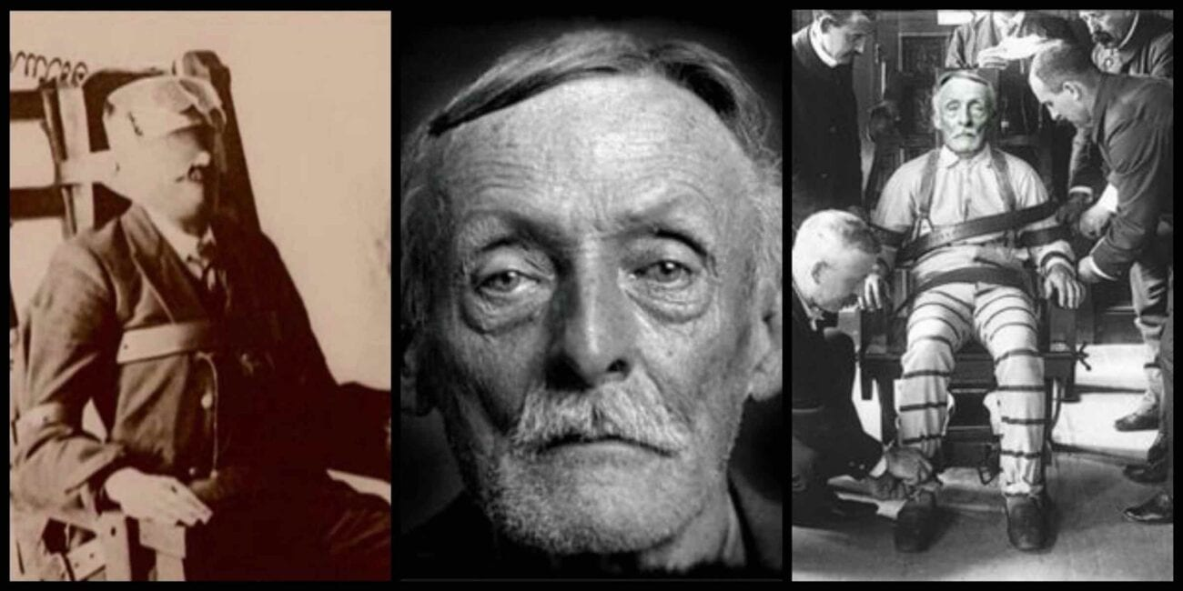 After watching and reading about cannibal Albert Fish, you may find he becomes regularly featured in your nightmares. Here's why.