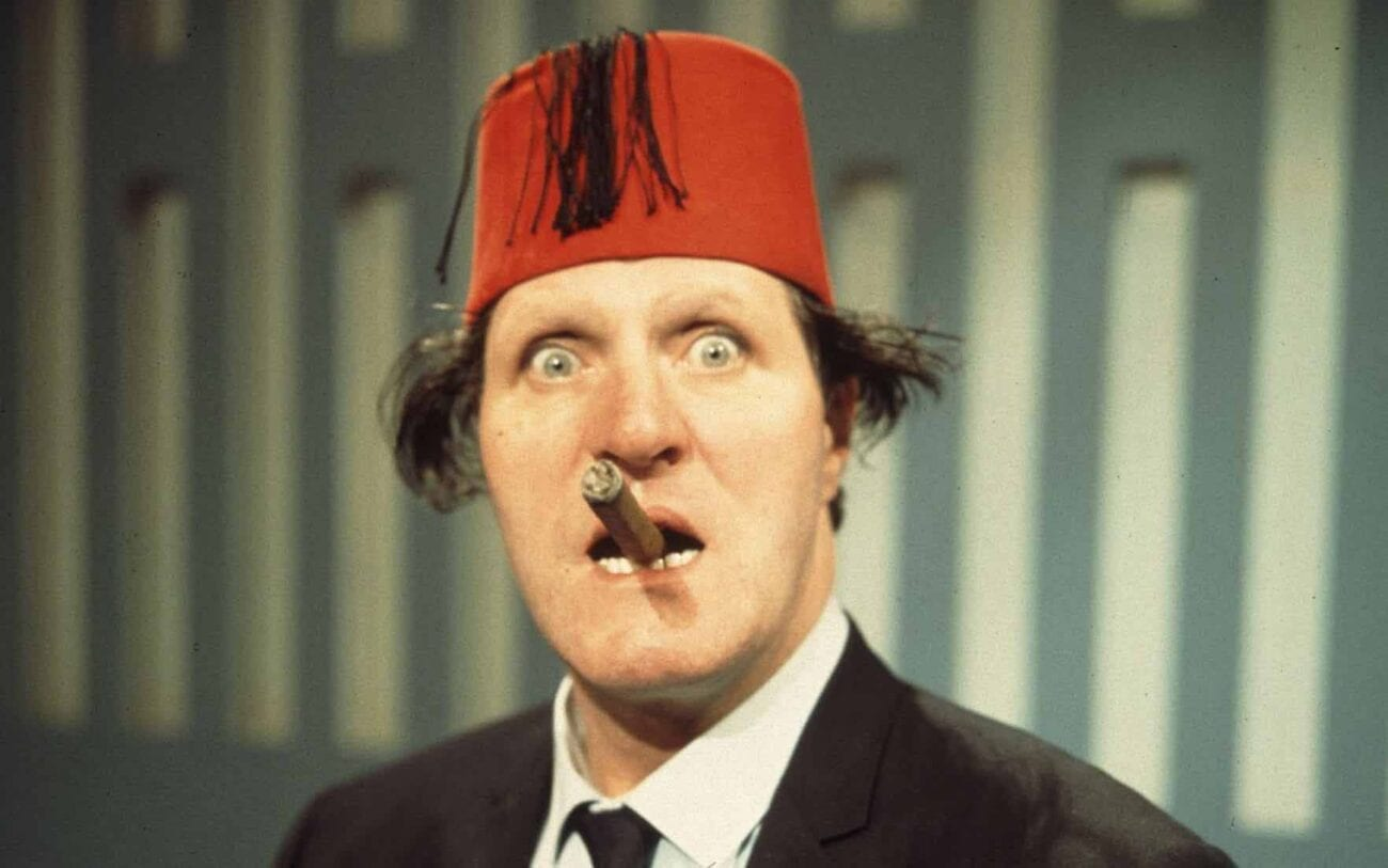Tommy Cooper was a Welsh magician and prop comedian from the 1940s to the 1980s. Here's the tragic story of his death.