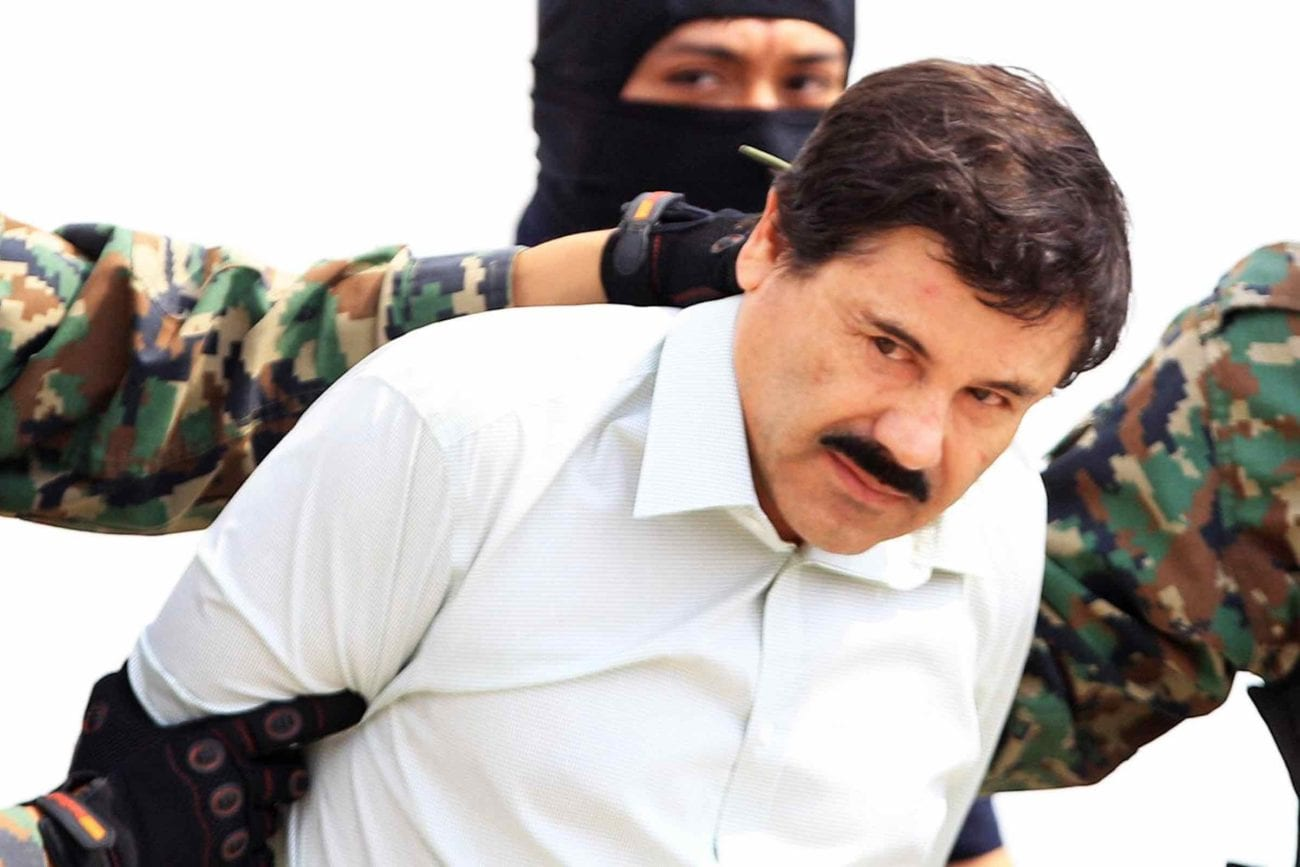 Even if you've paid the barest attention to the news, you've probably heard of El Chapo. Here's the story involving his son, wife, and capture.