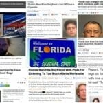 We all need a good laugh in this nonsense. And there's no better laughter than Florida Man. Here's the best Florida Man memes.