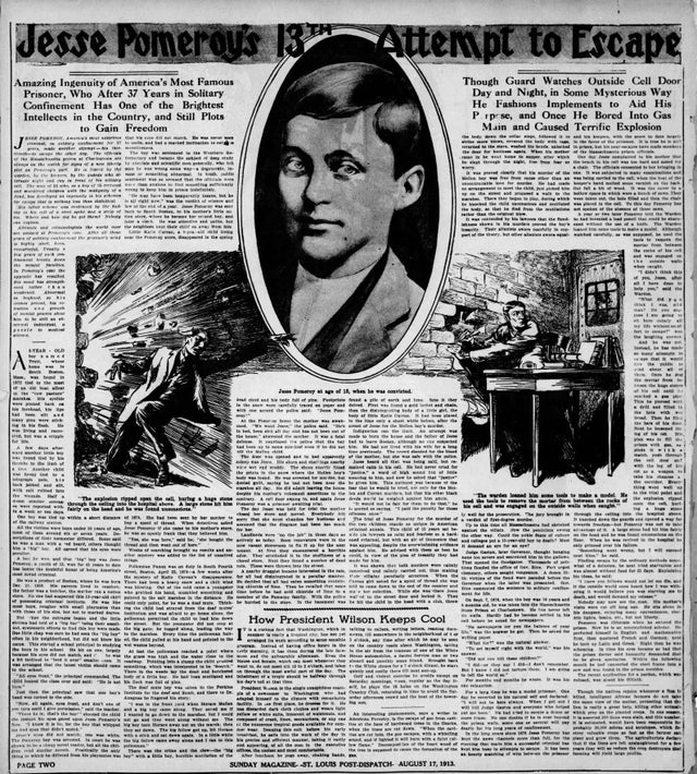 At the age of fourteen, Jesse Pomeroy would be found guilty for not one, but two murders. Here's what you need to know.