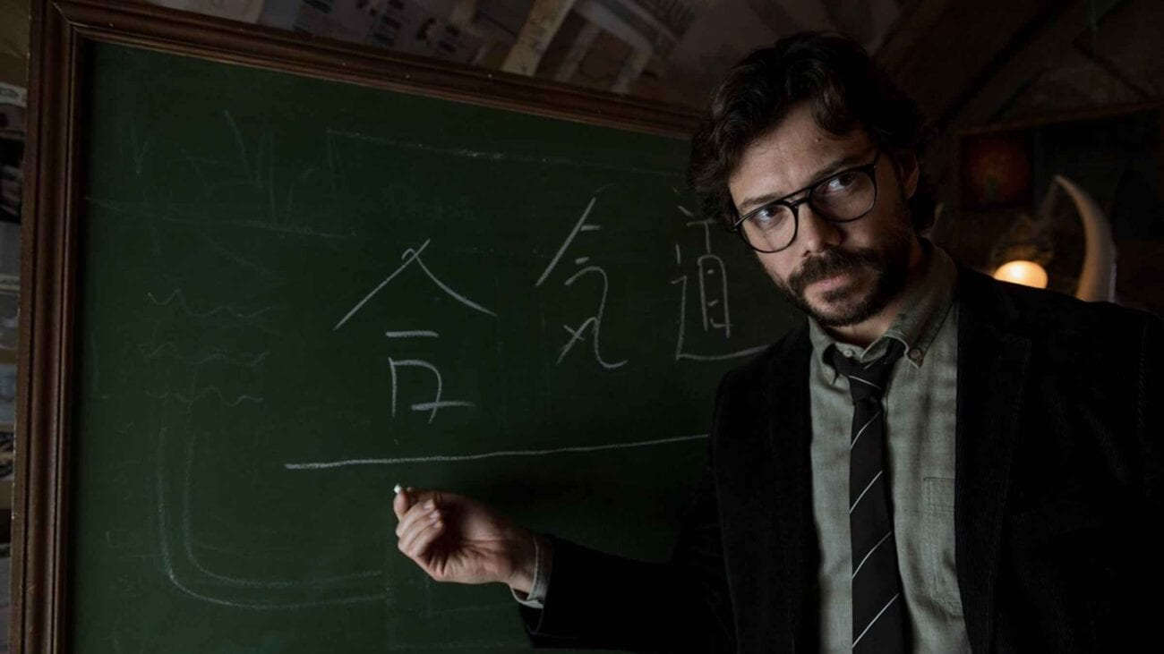 Of course, none of 'Money Heist' would be possible without the mastermind that is The Professor and cast member Alvaro Morte. Here's his best quotes.