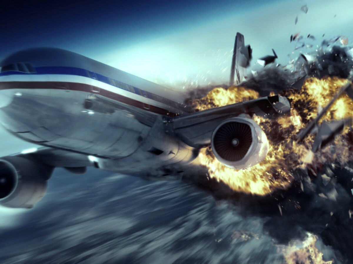 The fear of airplanes, aviophobia, is actually a pretty commonly reported fear. An airplane crash is not the only thing to worry about. Here's why.