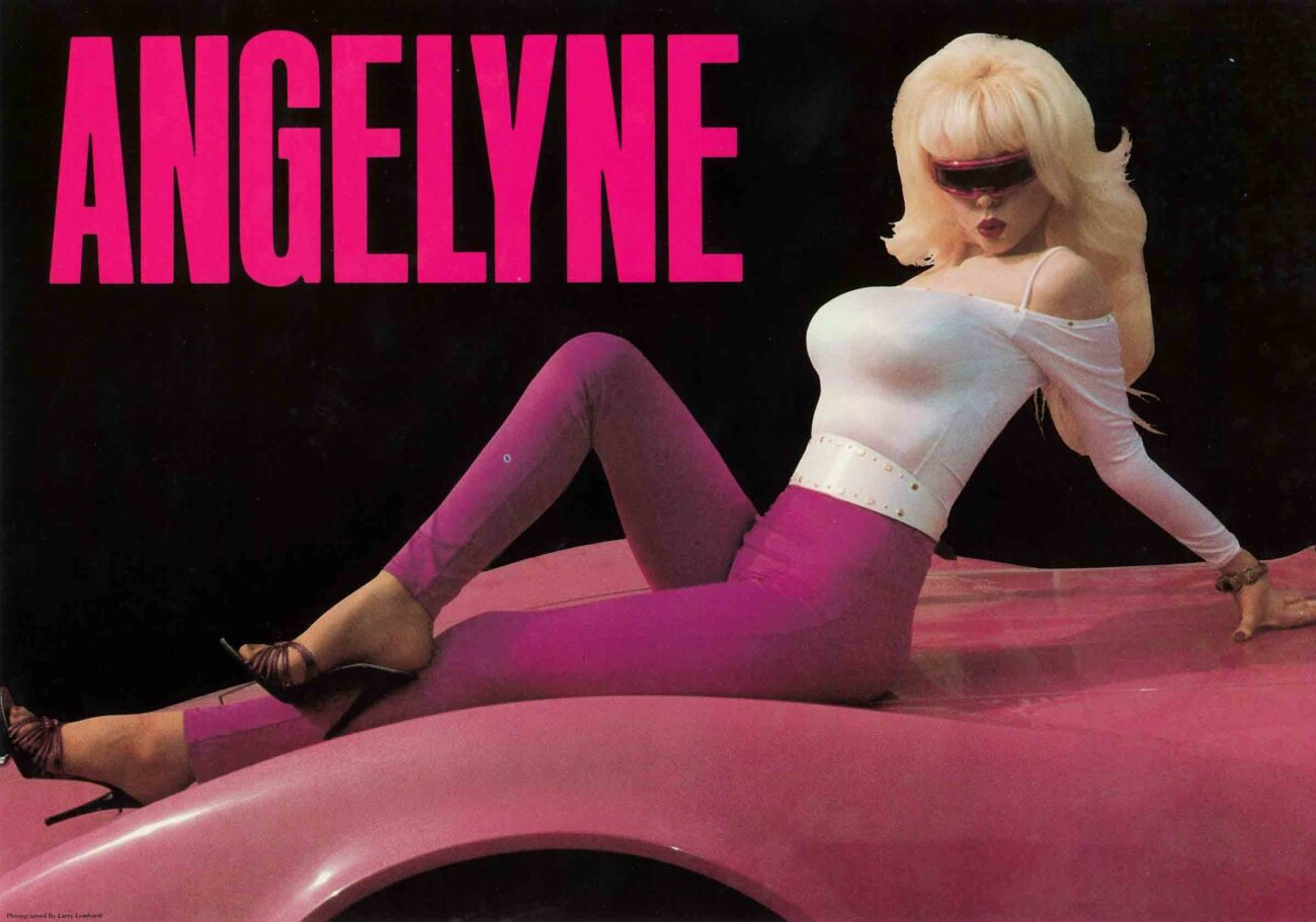 Long before the likes of Paris Hilton and Kim Kardashian, there was Angelyne. Here's why many look to Angelyne as the spirit of LA.